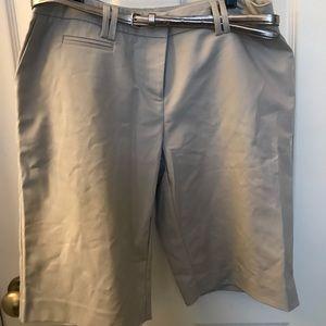 Apt.9 Bermuda Shorts